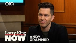 Why Andy Grammer named his daughter Louisiana