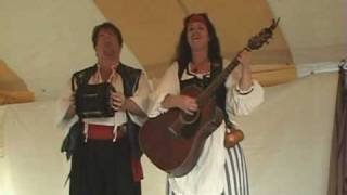 "Rambling Sailors ~ ""When I Was A Fair Maid"" ~ British Navy Sea Song"
