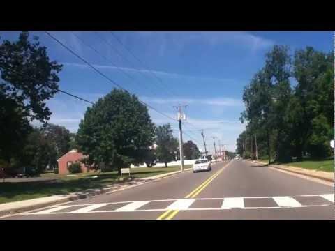 Drive thru Kilmarnock, VA