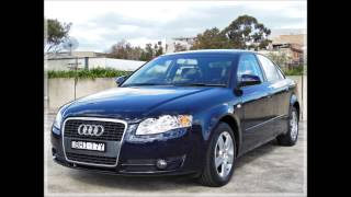 audi a4 2 0 b7 sedan with 52000 kms for sale in chatswood on sydney s lower north shore