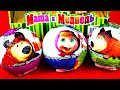Fluffy Jet Toys Youtube Channel in Masha i Medved Surprise Eggs Маша и Медведь сюрприз яйца Masha and the Bear Learn to Count FluffyJet Video on realtimesubscriber.com