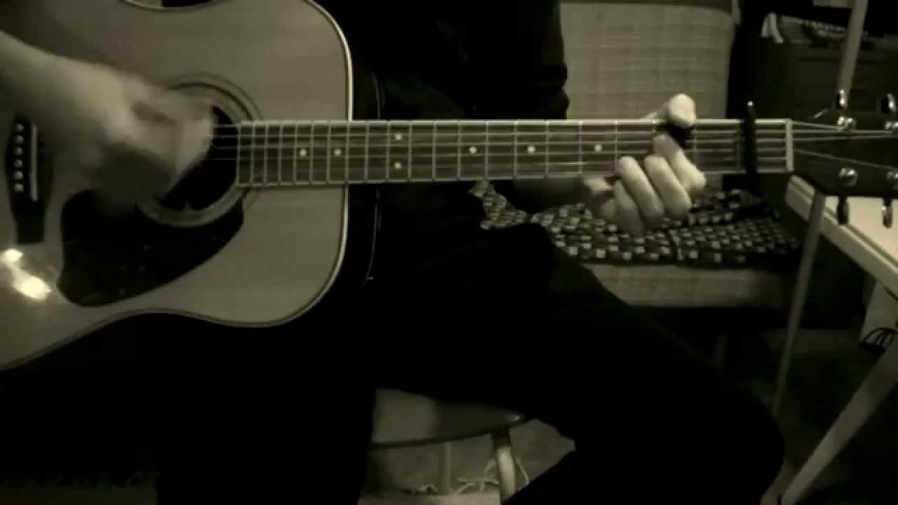 Green Day Basket Case Acoustic Guitar Coverlink For Tabs Youtube