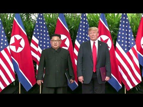 afpde: Zweites Treffen von Kim und Trump: Darum geht es