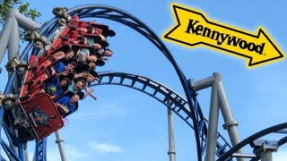 Kennywood Vlog - 7.15.19 - Is Steel Curtain Better Than Phantom's Revenge?