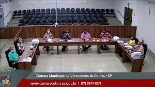 Câmara Municipal de Colina - 16ª Sessão Ordinária 19/10/2020