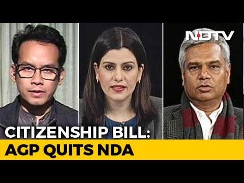 Political War Over Citizenship Bill: Will This Hurt The BJP? Mp3