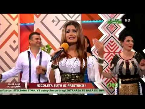 Roxana Argesanu- Ai baut barbate aseara Etno TV