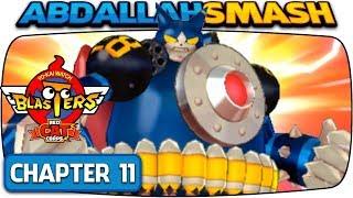 Yo-kai Watch Blasters - Red Cat Corps / White Dog Squad: Episode 11! (100% Walkthrough)