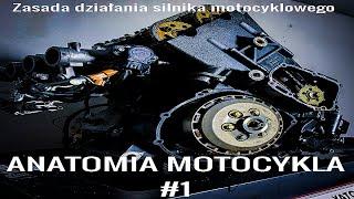 Jak działa silnik motocyklowy? [Anatomia motocykla #1]