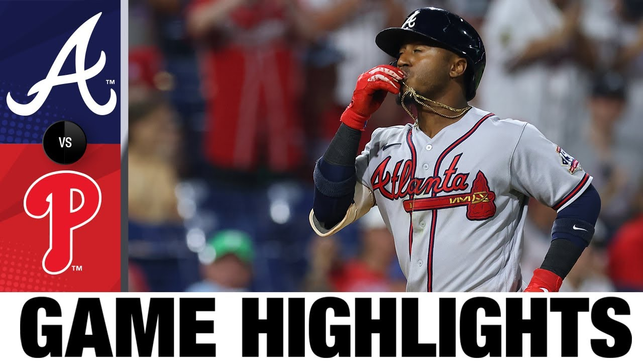 Download Braves vs. Phillies Game Highlights (7/24/21) | MLB Highlights