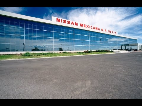 Nissan Plant in Mexico Powered 50% by Renewable Energy