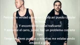 Repeat youtube video Macklemore & Ryan Lewis - White Walls , Subtitulada al Español.