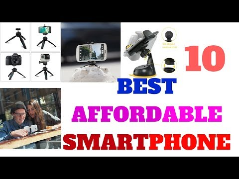 Top 10 best affordable smartphone