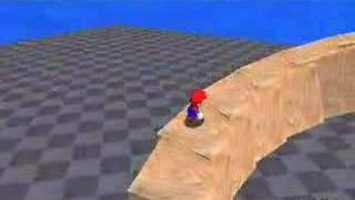 FlatWorld BattleField (Entirely New Mario 64 Level!) thumbnail