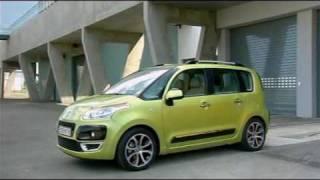 Citroën C3 Picasso: Kubistisches Transportkunstwerk
