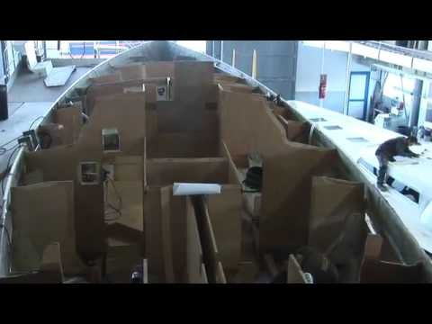 The new Belliure 50 SY Sailboat part 2