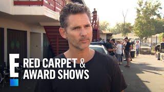 Eric Bana Will Wash Away John Meehan With a Shower | E! Red Carpet & Award Shows