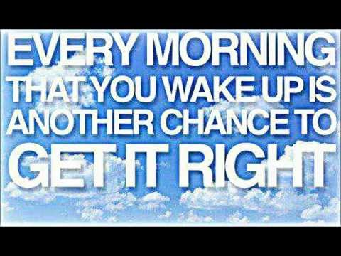 Motivational Quotes- Every morning you wake up is another ...