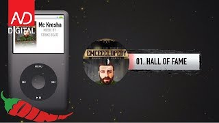 01.Mc Kresha - Hall of Fame