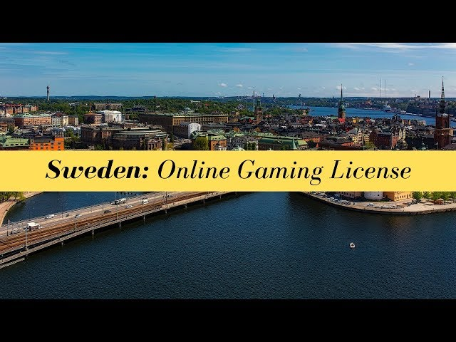 Swedish Online Gaming License - (UPDATED FOR 2020)