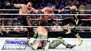 The Lucha Dragons vs. The Ascension: SmackDown, September 10, 2015