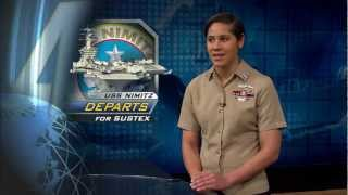 Navy Announces Updates to Working Uniform; USS Nimitz Departs Homeport for Training Exercise