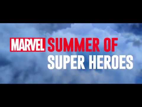 Marvel Super Heroes Come to Disneyland Paris Summer 2018 (2017)