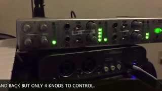 How to Setup Behringer model AMP800