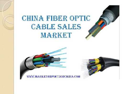 China Fiber-optic Cable Sales Market Report
