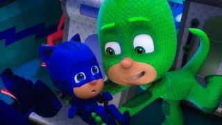 Герои в масках   Кэтбой Уменьшился   мультики для детей