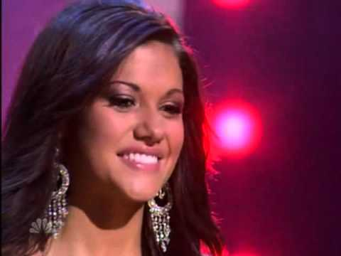 MISS TEEN USA 2007 FINAL QUESTIONS & CROWNING