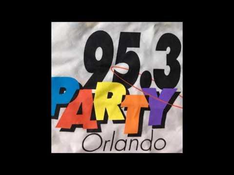 95.3 WPYO (95.3 Party Apopka/Orlando) 10 O'clock Party Mix (DJ Magic Mike & DJ Ron Love) (Jan 2000)