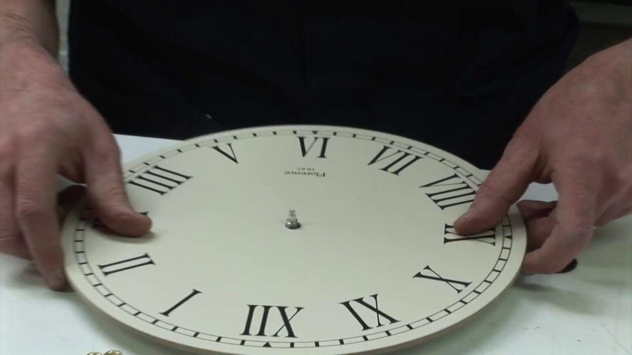 assemblaggio di un meccanismo orologio contini orologi