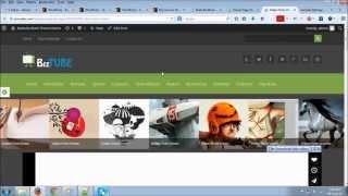 BeeTube Video WordPress Theme - Hide Big HomePage Slider