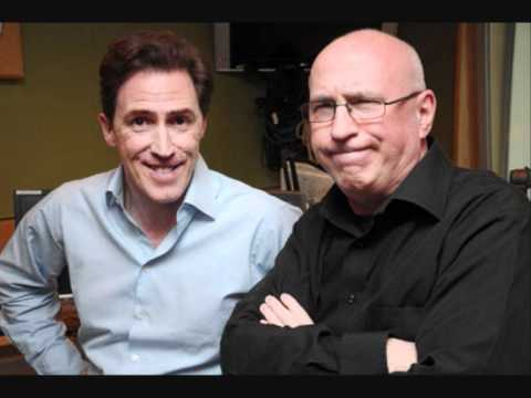 April Fools day 2011 Rob Brydon does the Ken Bruce Show as Ken Bruce.