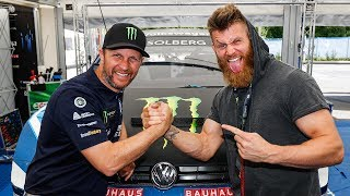 When UFC met World RX feat. Emil