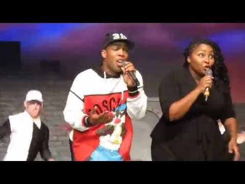 Todrick Hall - Straight Outta Oz ; 90's Disney Melody + 4 Beyonce (live)- Toronto August 6th, 2016