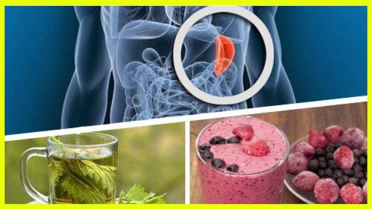 alimentos prohibidos para bazo inflamado