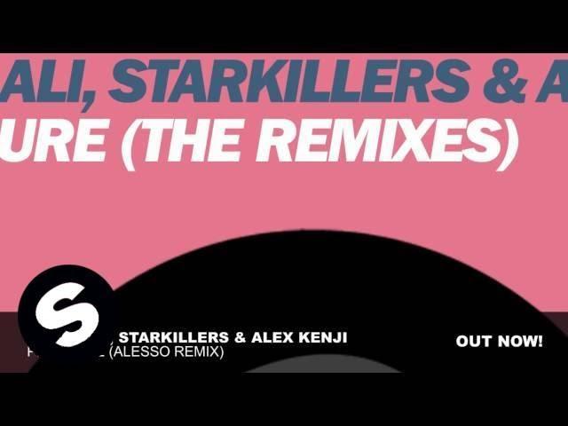 Nadia Ali, Starkillers & Alex Kenji - Pressure (Alesso Remix) #1
