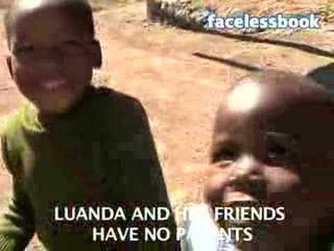 Beautiful stories from Africa with happy children - facelessbook.com - Luanda