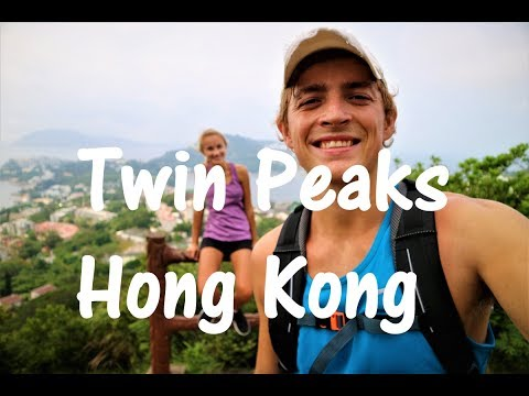 Hiking Twin Peaks, Stanley, Hong Kong. Ending at Repulse Bay!