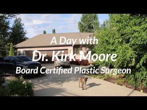 Just The Right Curves - A day with Dr. Moore