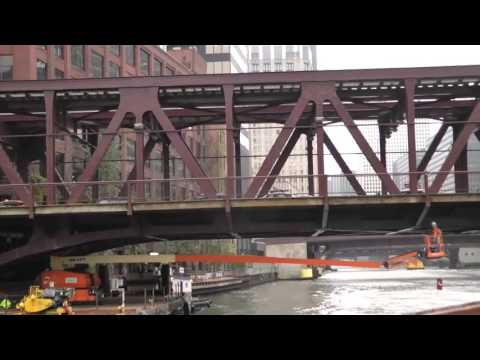 The Chicago Architecture Boat Tour