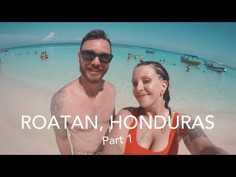 Roatan, Honduras VACATION VLOG ✈️ Part 1