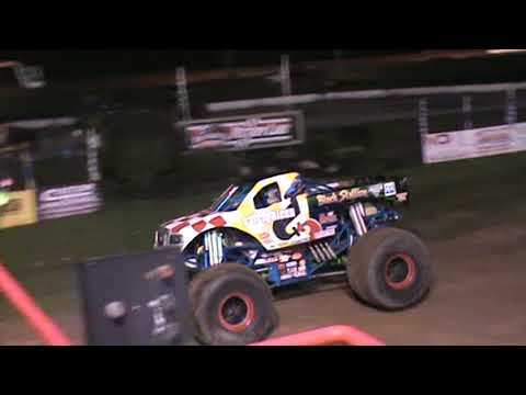 All American Monster Truck Tour - Black Stallion (Freestyle)