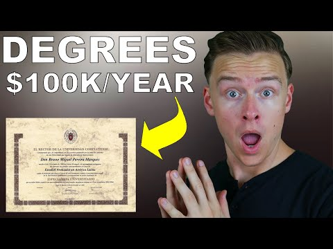 Top 5 College Degrees That Are Actually Worth It (2020)