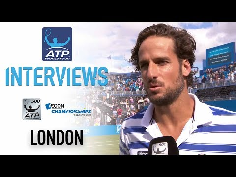 Lopez Reacts To Winning 2017 Queens Club Crown