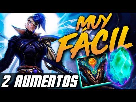 CÓMO PASARSE *MUY FACIL* ODISEA con 2 MEJORAS ( League of Legends ) thumbnail