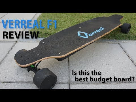 Verreal F1 Review - Best budget Eskate of 2018
