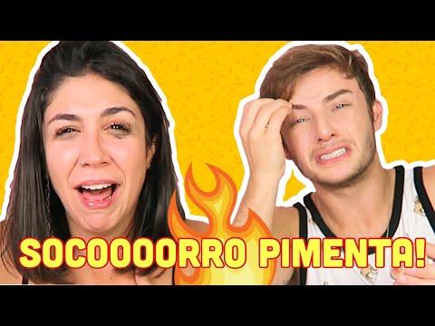PROVANDO DOCES MEXICANOS APIMENTADOS 🔥💥 PIORES DOCES ft Foquinha  Maicon Santini